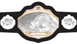 Fishing Championship Belt