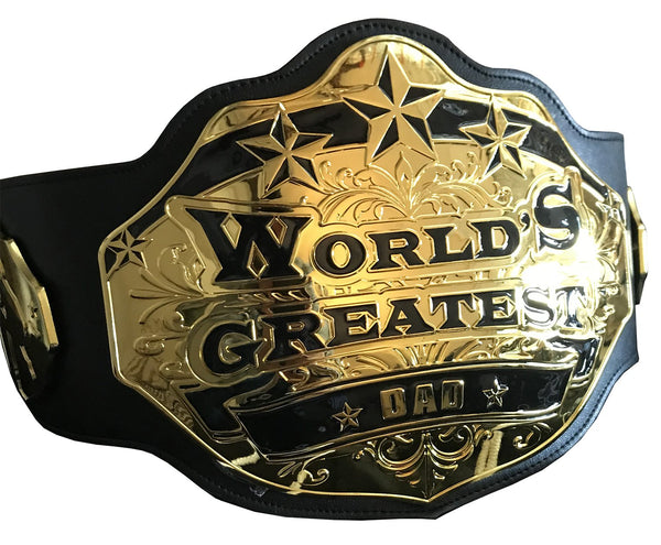 Dad Championship Belt - Father's Day Belt