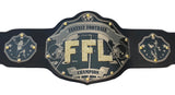 Bling Football Championship Belt