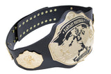 Fantasy Football Championship Belt Black Gold Undisputed Belts
