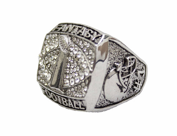 Silver Ring Fantasy Football championship trophy