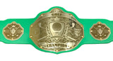 Golf Championship Belt - Custom Text