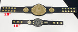 Mini Poundtown Championship Belt