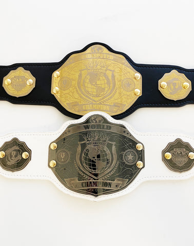 Mini World Champ Belt - Custom Text