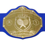 Ping Pong Championship Belt - Custom Text