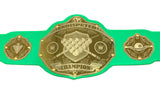 Pool Billiards Championship Belt