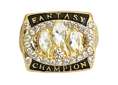 Fantasy Football Championship Ring 3.0
