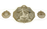 Soccer Championship Belt - Custom Text