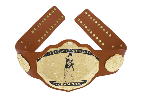 Limited Edition Spike Fantasy Football Belt