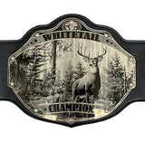 Hunting Championship Belt - Select Animal