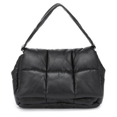 THE CHELSEA PUFFER BAG (more colors) - La Vidaa Bella