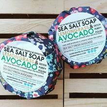 Load image into Gallery viewer, Sea Salt Bar Soap