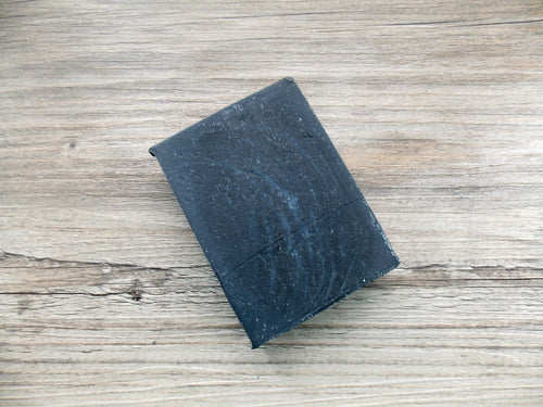 Activated Charcoal Handcrafted Soap (unscented)