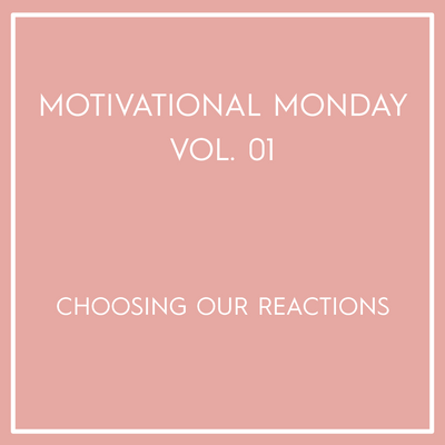 Motivational Monday Vol. 01
