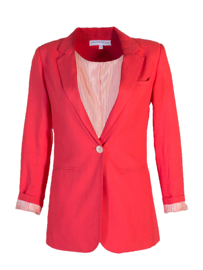 ellsworth-and-ivey-coral-spring-linen-blazer