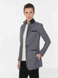 Grey Hunting Blazer