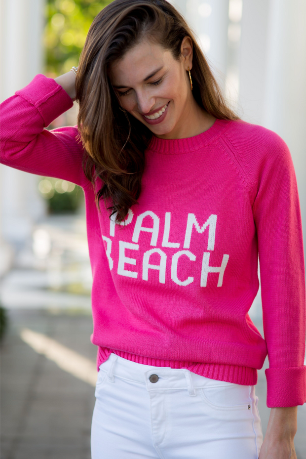 Palm Beach Sweater