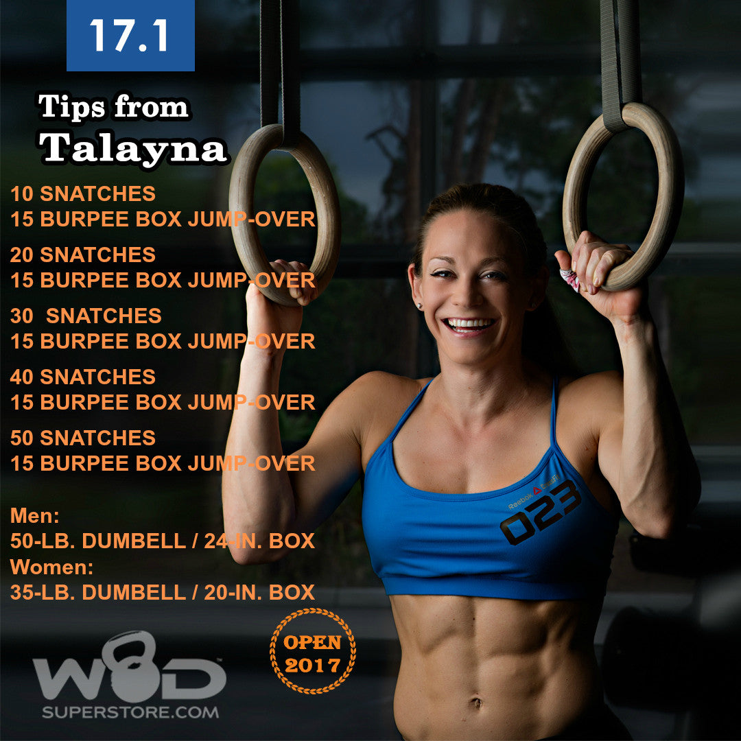 17.1 Tips and Strategy from Talayna Fortunato