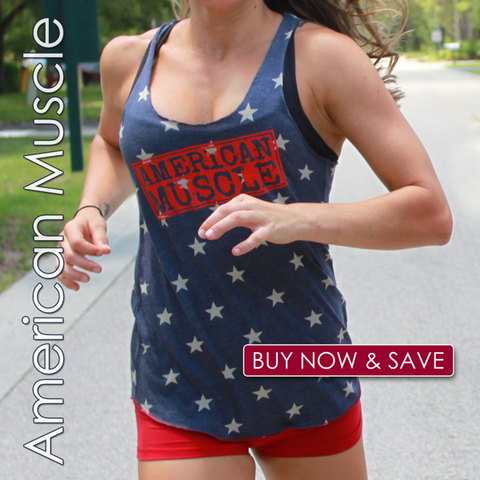 American Muscle Save 20%