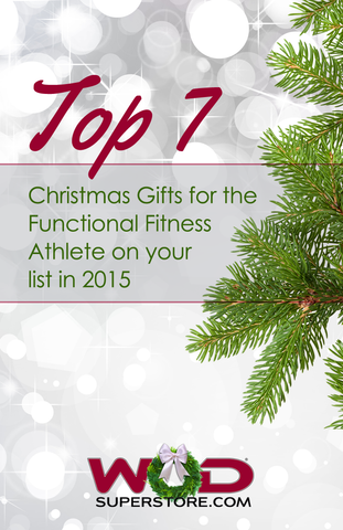 Top 7 Gifts for the Crossfit Athlete