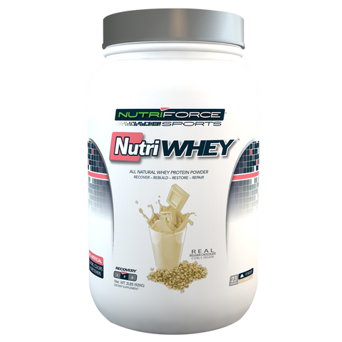 Nutriforce Nutriwhey Vanilla 2lb at WODSuperStore.com
