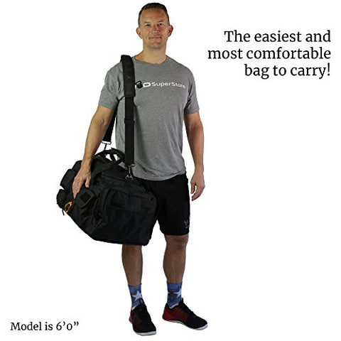 Rigor Gear Workout Duffle Bag