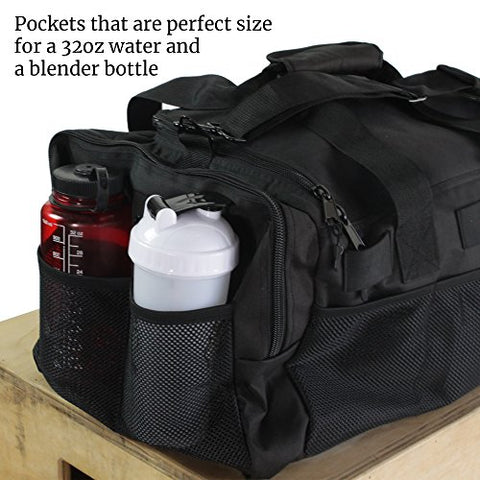 b303dfabfa Rigor Gear Workout Duffle Bag – WODSuperStore.com