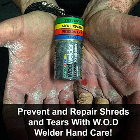 WOD Welder Hand Care Kit For Athletes