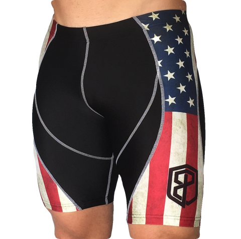 Born Primitive Performance Compression Shorts