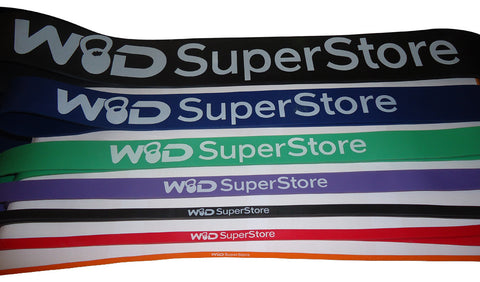 WOD SuperStore Mobility Bands