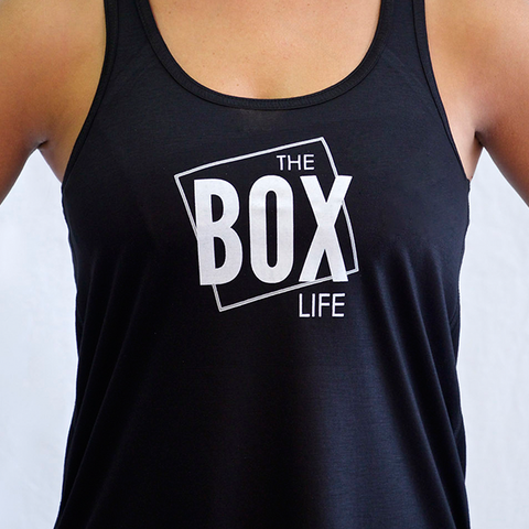 Glow Girl Fitness The Box Life Crossfit Workout Tank