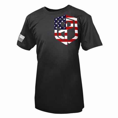 Born Primitive PR Performance Cut USA Edition T-Shirt