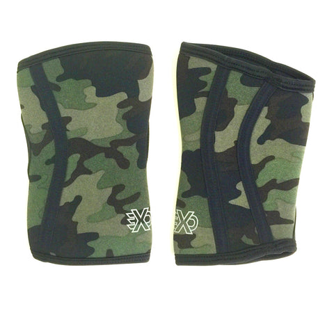 Exo Sleeve in Green Camo