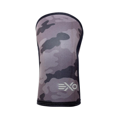 Exo Sleeve Knee Sleeve 5MM Black Camo Front