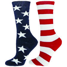 Red Lion Freedom Crew Sock