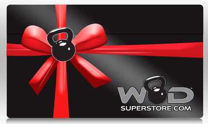 WOD SuperStore Gift Card