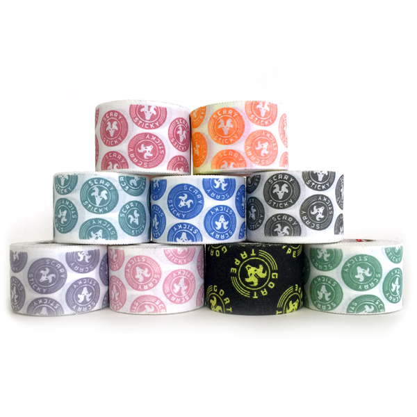 Scary Sticky Goat Tape 9 colors
