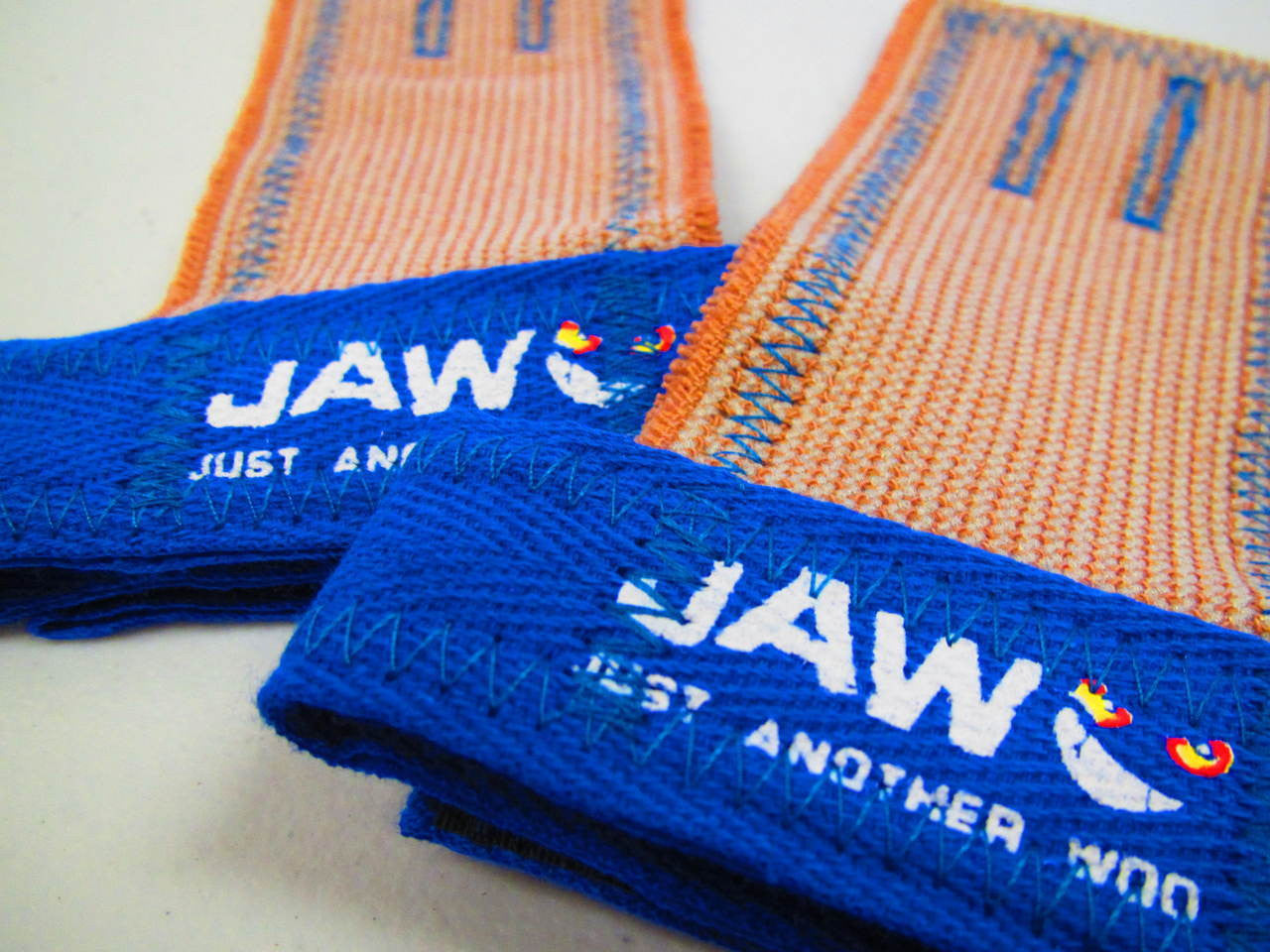 Just Another WOD | JAW  Pullup Grips Royal Blue