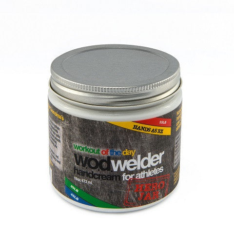 WOD Welder Hands as RX Cream