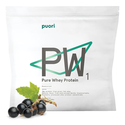 Puori Grass Fed Whey Protein