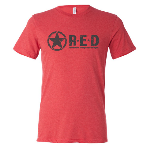 Remember Everyone Deployed unisex T-Shirt