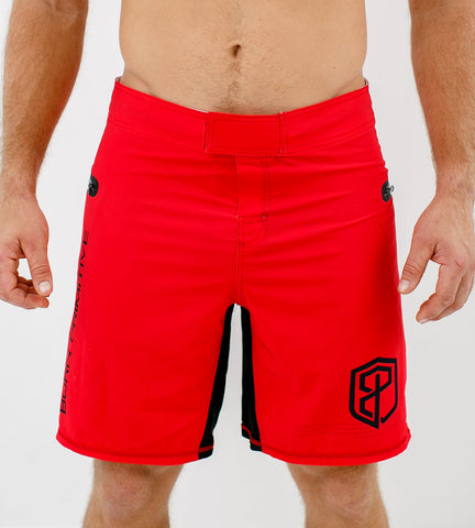 Born Primitive American Defender Shorts 2.0 (Red)