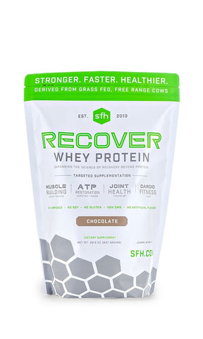 Stronger Faster Healthier Recover