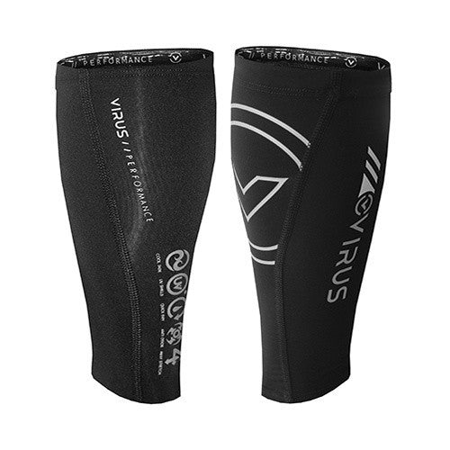 Virus Stay Cool Compression Calf Sleeves
