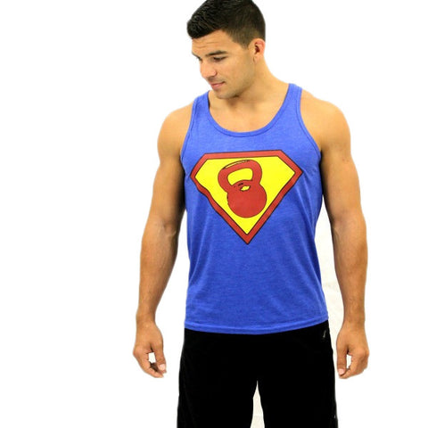 SuperWOD Kettlebell Tank