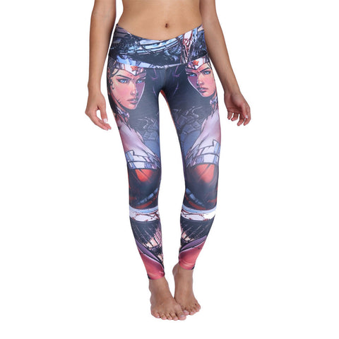 Wonder Woman Icon Leggings