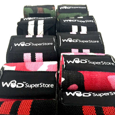 WOD SuperStore Wrist Wraps-Pro Series