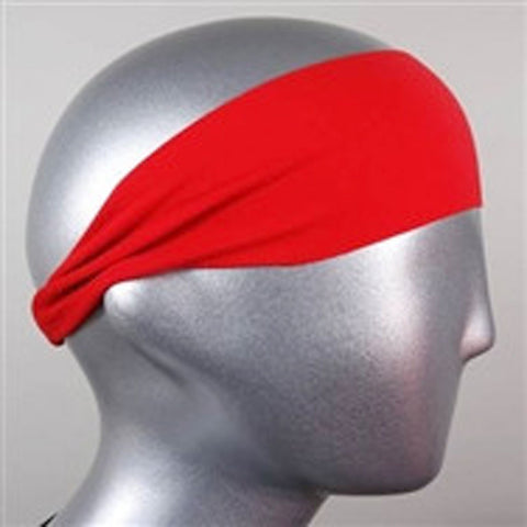 Bondi Band Headband Solid Red