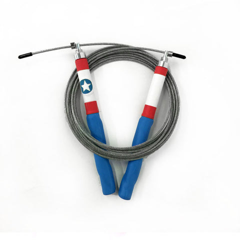 Cyclone Hero Captain America Speed Rope