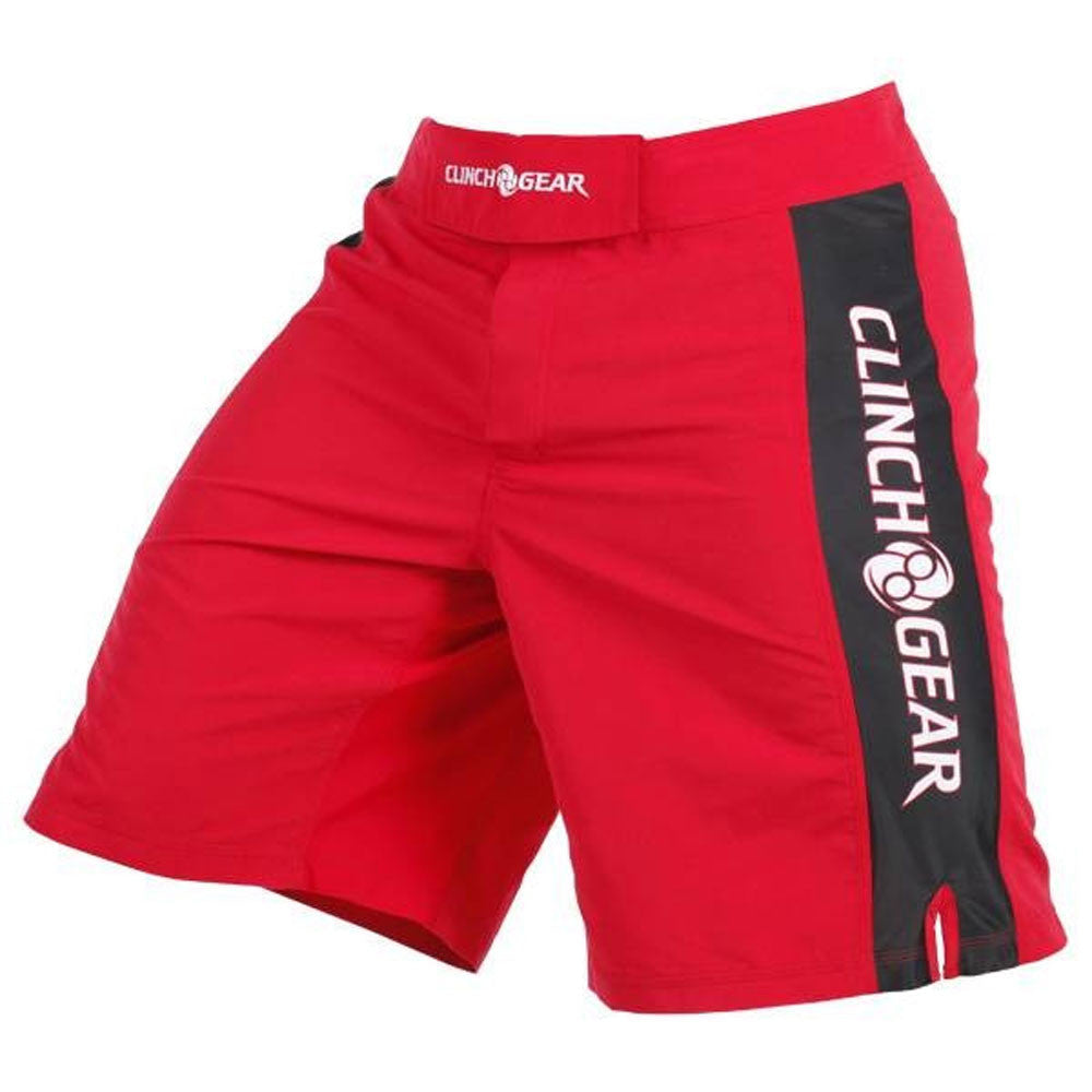 Clinch Gear Pro Series Short Red